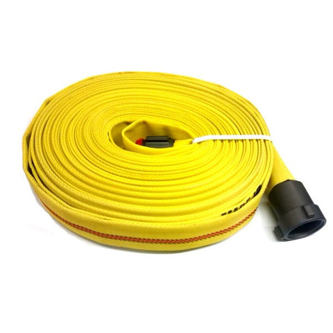 "Mercedes - 1.5"" NH X 100' Foreststream - Yellow"