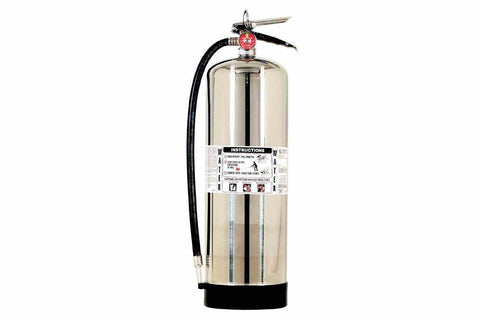 Pressure Extinguisher - 2.5 Gallon