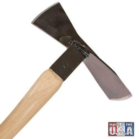 "Prohoe -  Hoe/Ax Combo 40"" W/ Wood Handle"