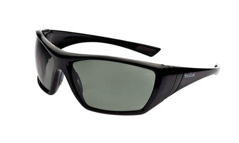 Bolle - Hustler Safety Glasses - Black