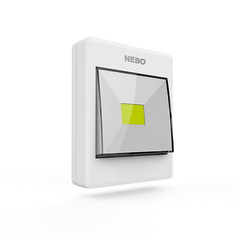 Nebo - Contemporary Flip It - White