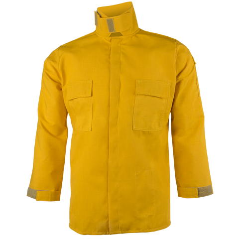 Crew Boss - Brush Shirt Nomex/Iia/ - Yellow