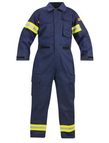 Propper - Extrication Suit - Blue/Reflective
