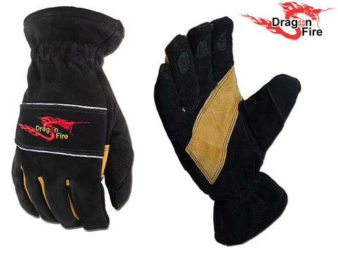 Dragon Fire - X2 Structure Glove W/ Wrist