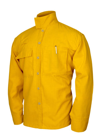 True North - Slayer Brush Shirt, Nomex 6.0 Oz - Yellow