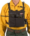 True North Dozer Chest Harness - Black