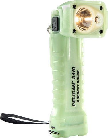 Pelican - Right Angle 484 Lumens - Glow In The Dark