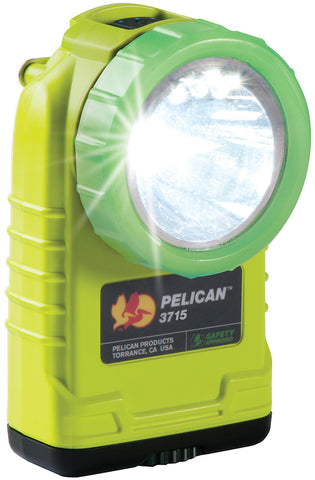 Pelican - Led 4Aa Right Angle - Yellow