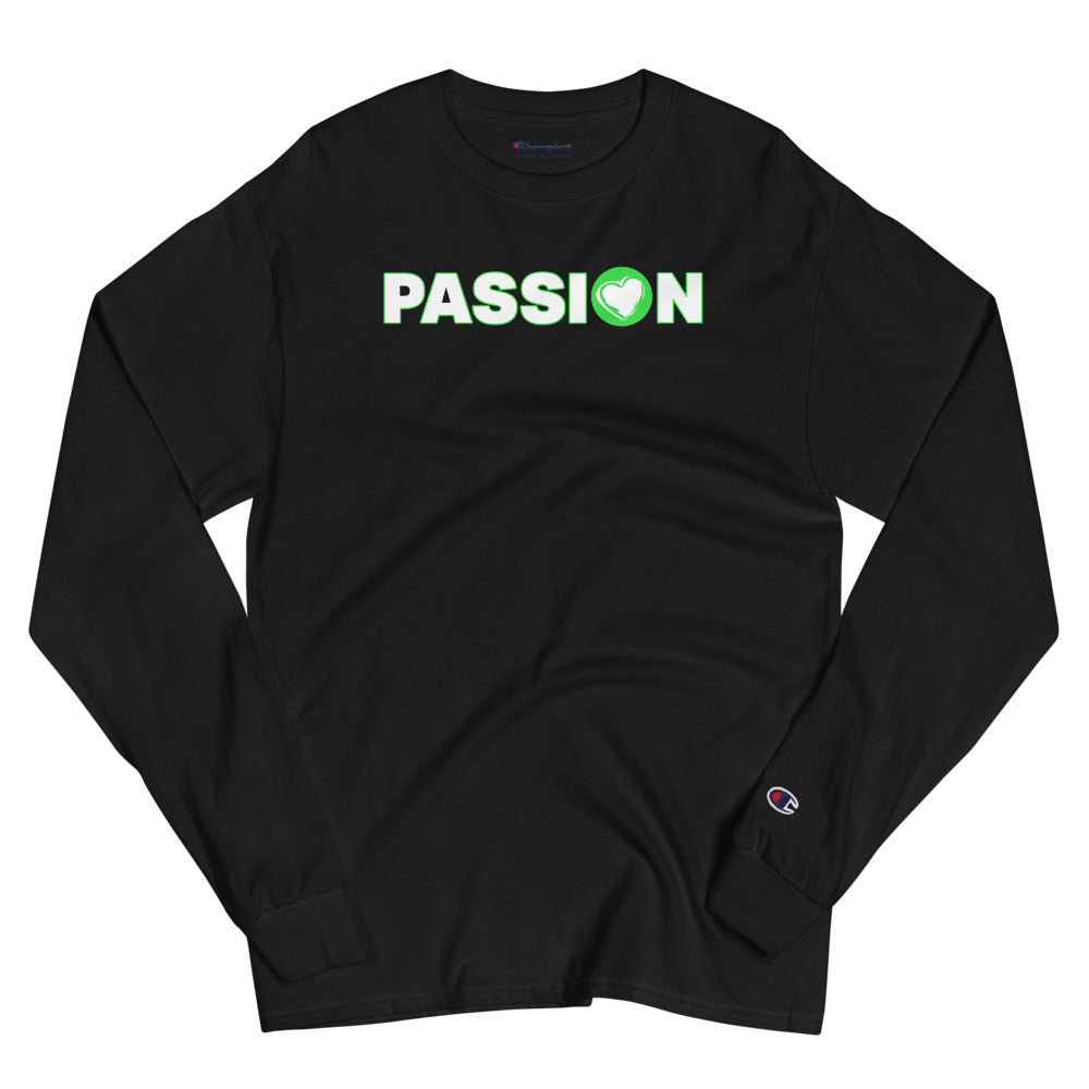 Men's Champion Long Sleeve PASSION Shirt