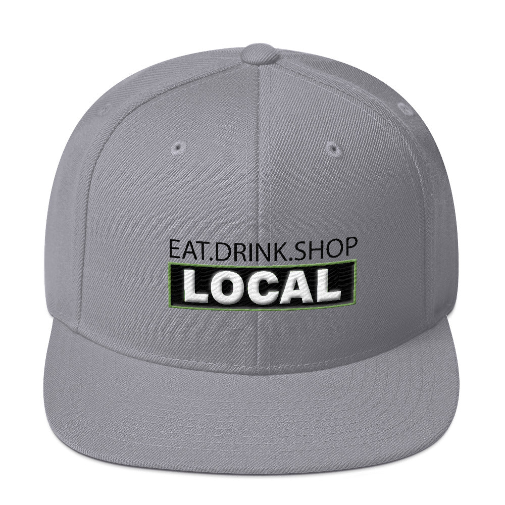 Eat Drink Shop Signature Series LFL Snapback Hat