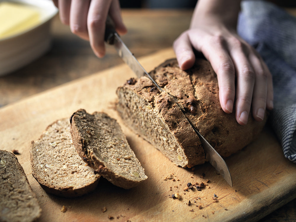 Hemp & Walnut Bread