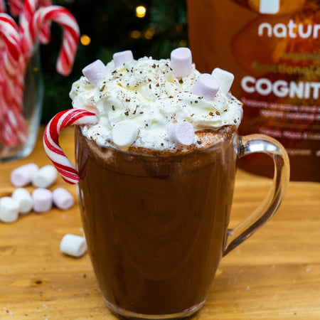 Mind-Nourishing Hot Chocolate