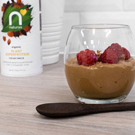 Cacao Protein Mousse