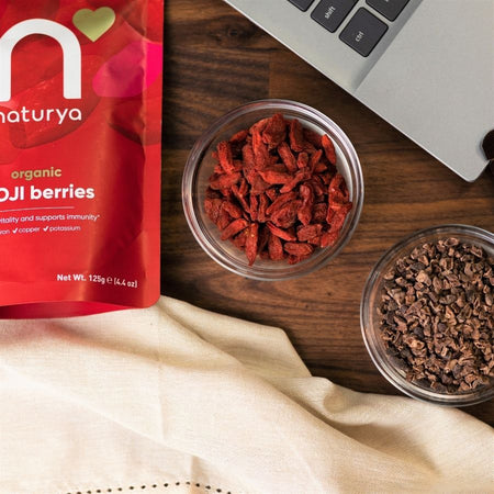 Here's 5 reasons to eat Goji berries