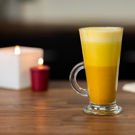 Here's why you should be adding turmeric to your latte