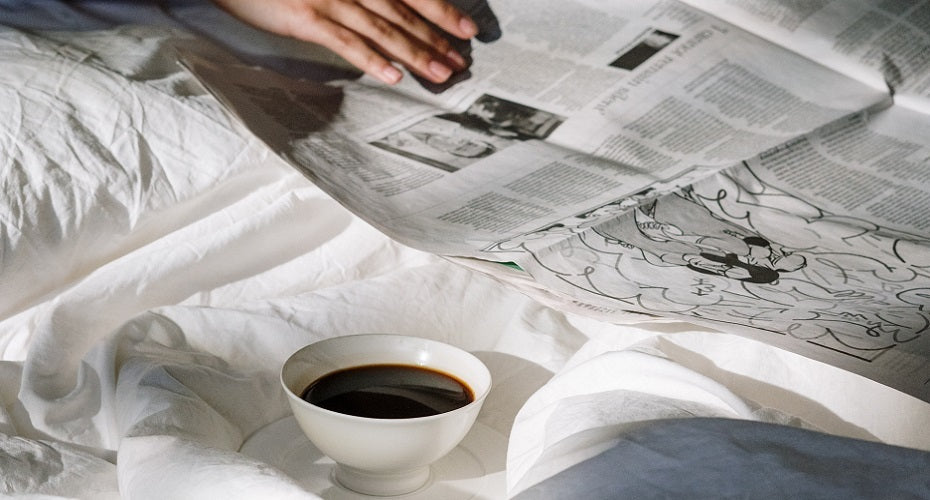 Start creating your perfect winter morning routine