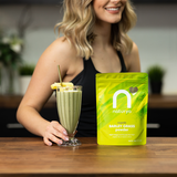 Barley Grass superfood shake
