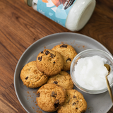 organic coconut oil cookies