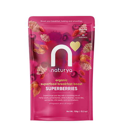 Superberries Breakfast Boost