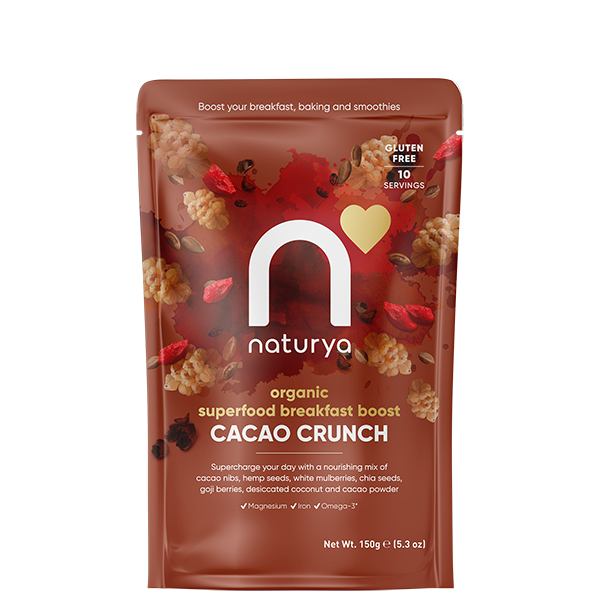 Cacao Crunch Breakfast Boost