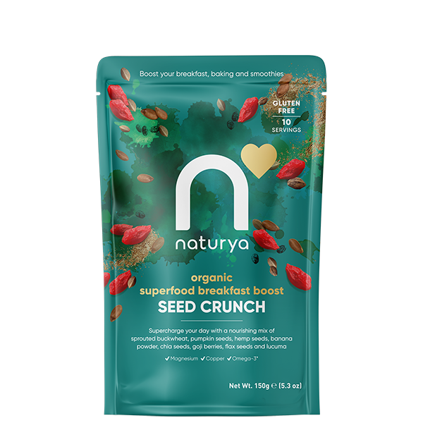 Seed Crunch Breakfast Boost