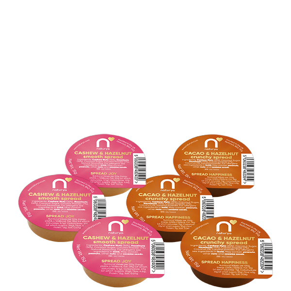 Vegan Spreads Taster Pack