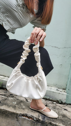 [PREORDER] Claudia Shoulder Bag (With Strap)