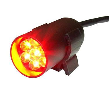 Raptor Warning Light Red