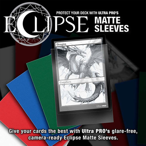 Ultra PRO Eclipse Deck Protector Update
