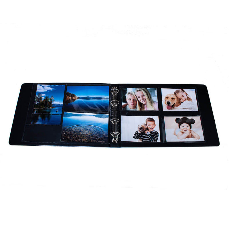 4-Ring Horizontal Photo Album - Ultra PRO International