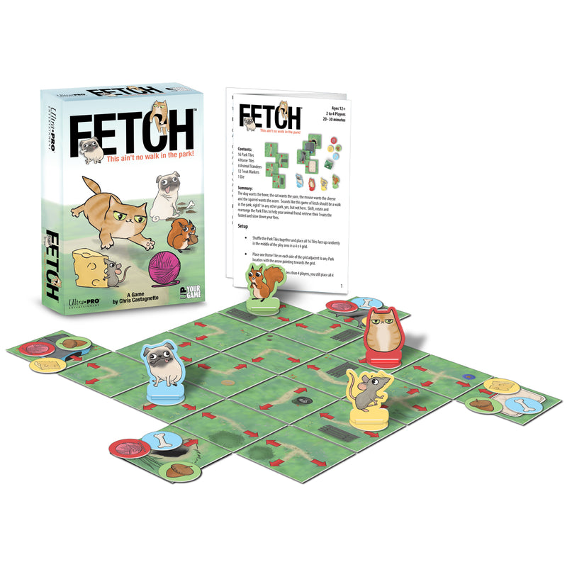 Fetch - Ultra PRO International