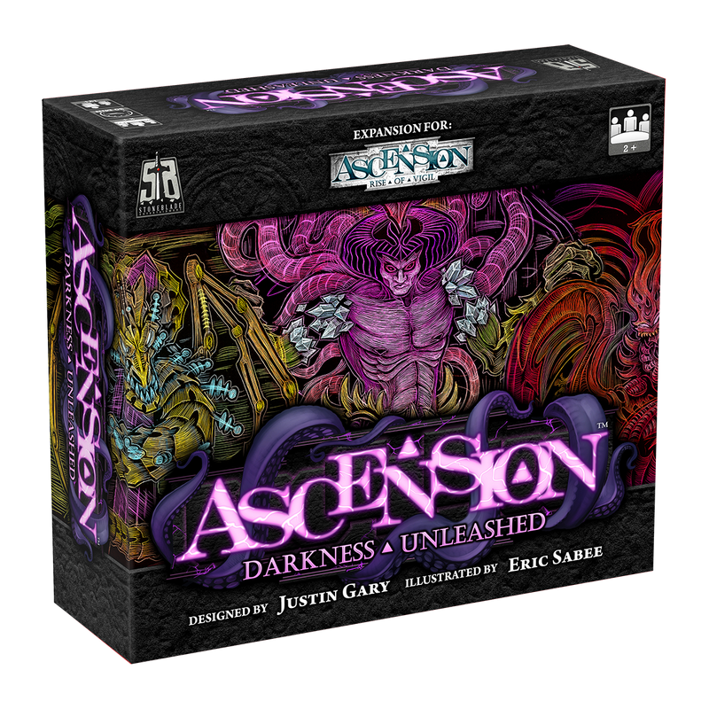 Ascension: Darkness Unleashed - Ultra PRO International