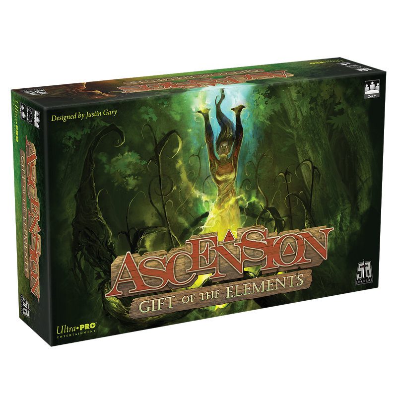 Ascension: Gift of Elements - Ultra PRO International