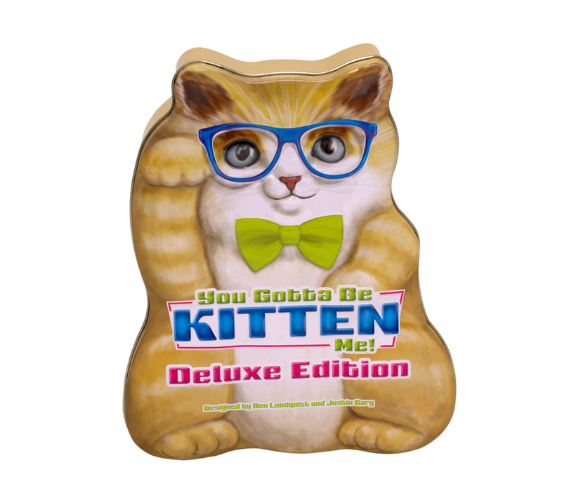 You Gotta Be Kitten Me! Deluxe Edition - Ultra PRO International