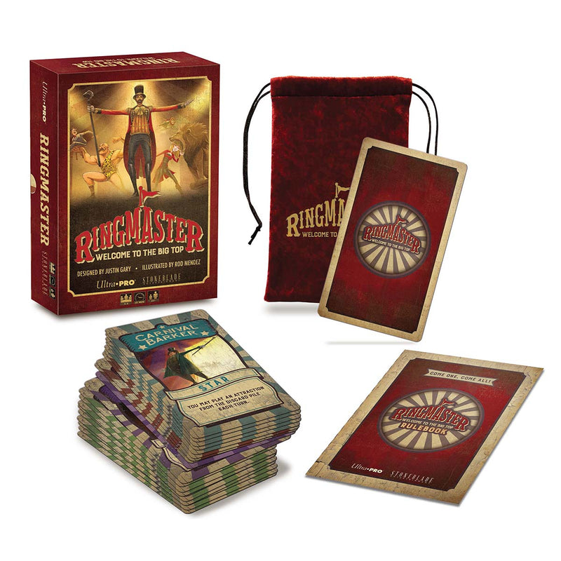 Ringmaster: Card Game for Ages 13 and Up