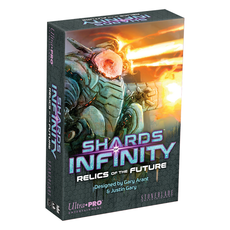 Shards of Infinity: Relics of the Future - Ultra PRO International