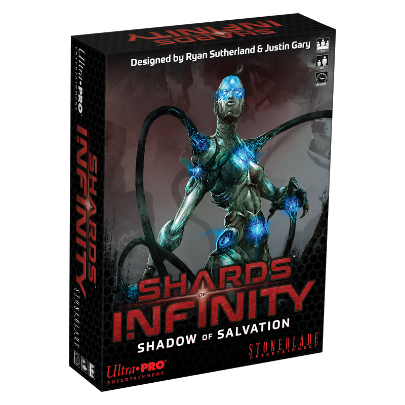 Shards of Infinity: Shadow of Salvation - Ultra PRO International