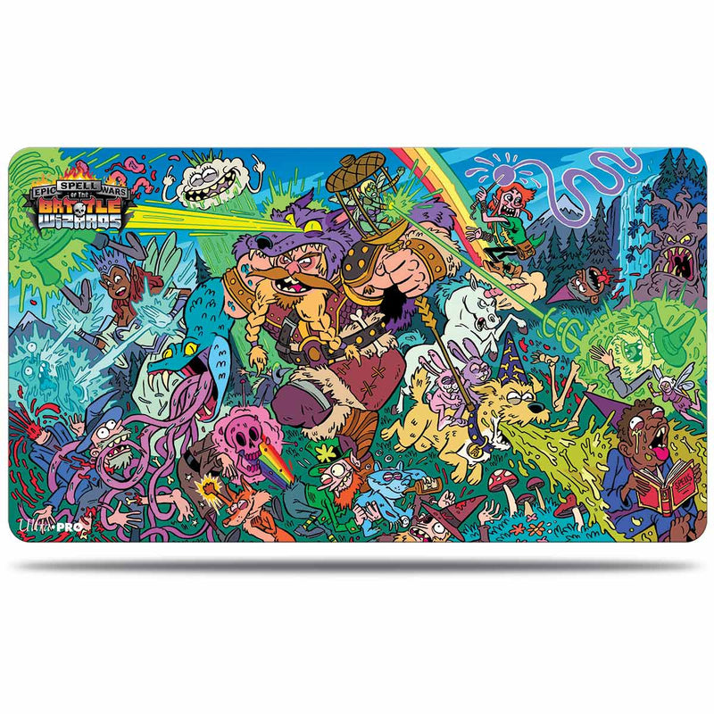 Epic Spell Wars Playmat - Nature