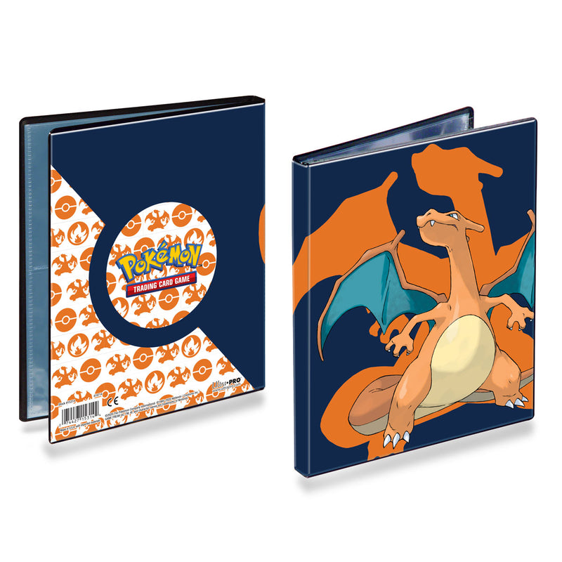 Pokémon Charizard 4-Pocket Portfolio - Ultra PRO International