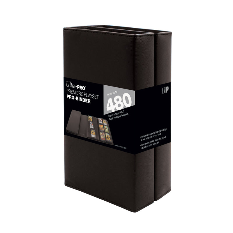 Premiere Playset PRO-Binder Black