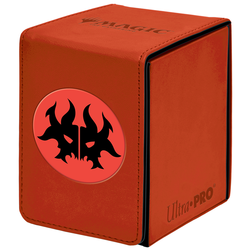 Magic: The Gathering Guilds of Ravnica Alcove Flip Box