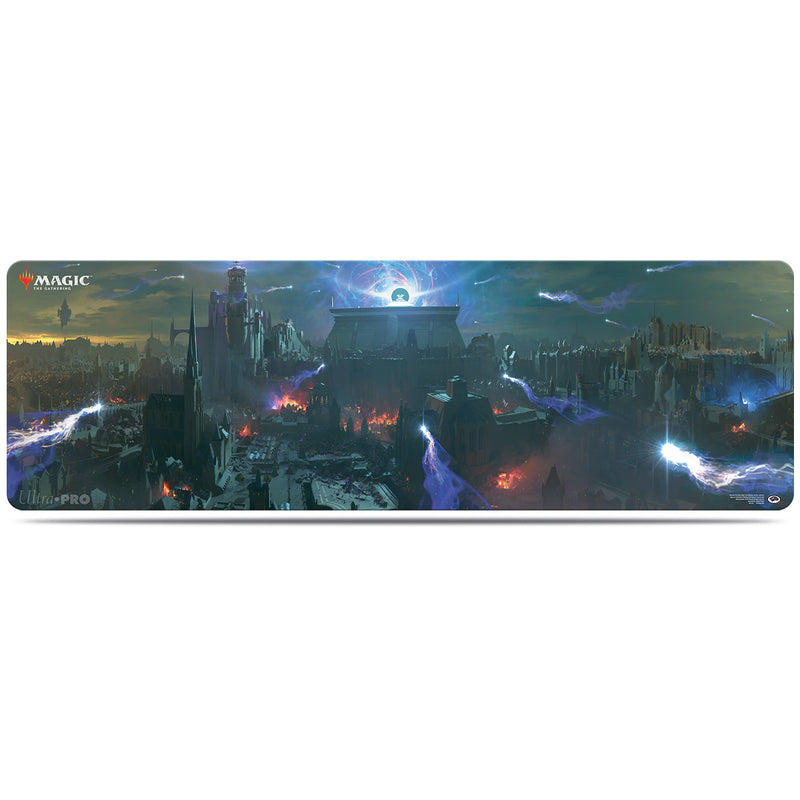 """MTG War of the Spark"" 8ft Table Playmat for Magic the Gathering"