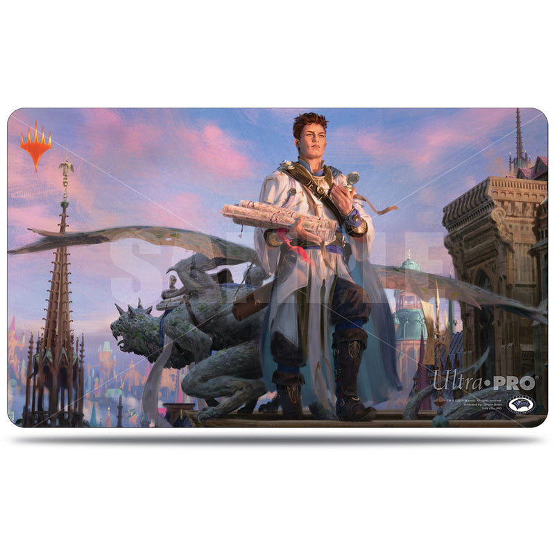 "War of the Spark (WAR) ""Fblthp, The Lost"" Gaming Playmat (Small) for Magic: The Gathering - Ultra PRO International"