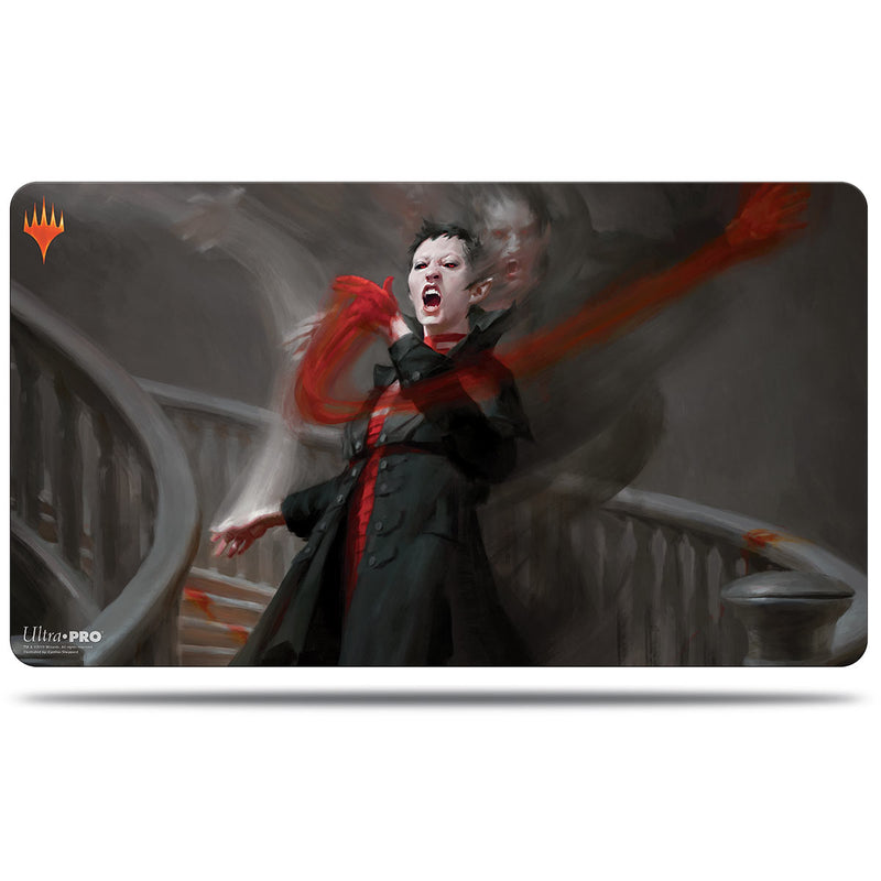 Commander 2019 Anje Falkenrath Playmat for Magic: The Gathering