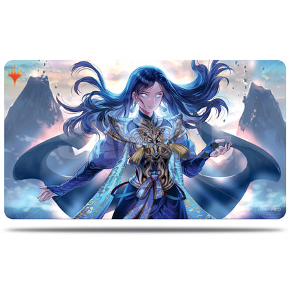 War of the Spark Alternate Art Playmat - Narset for Magic: The Gathering