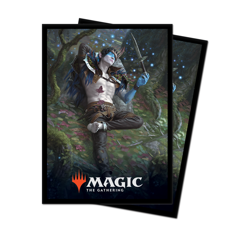 Throne of Eldraine (ELD) Deck Protectors (100 ct.)