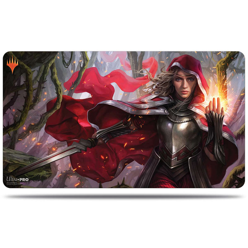 Throne of Eldraine Rowan Playmat for Magic: The Gathering