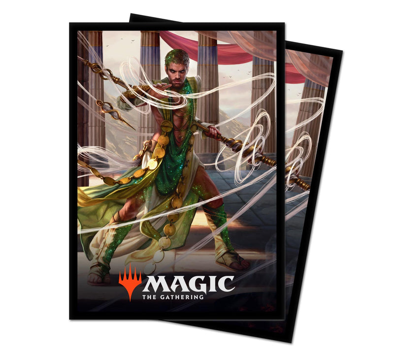 "Theros Beyond Death ""Calix, Destiny's Hand"" Deck Protector Sleeves (100 ct.) - Ultra PRO International"