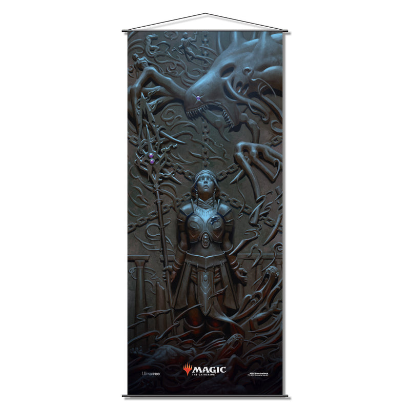 "Theros Beyond Death - ""Elspeth's Nightmare"" Wall Scroll for Magic: the Gathering - Ultra PRO International"