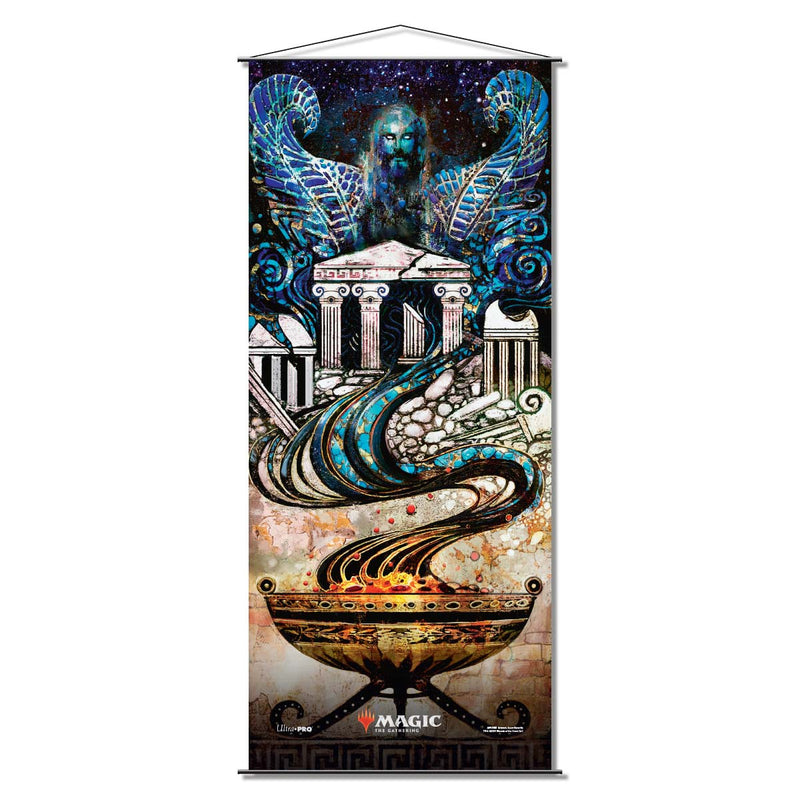 "Theros Beyond Death - ""Medomai's Prophecy"" Wall Scroll for Magic: the Gathering"